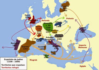 Sephatrad: Los judíos de Portugal