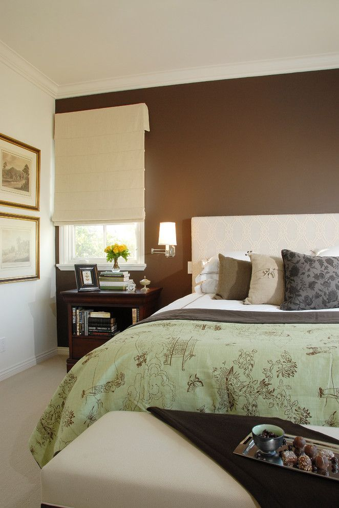 traditional - bedroom - los angeles - Annette English Paint Colors