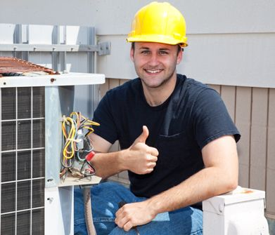 Advanced Air Conditioning Maintenance Requires The Assistance Of A