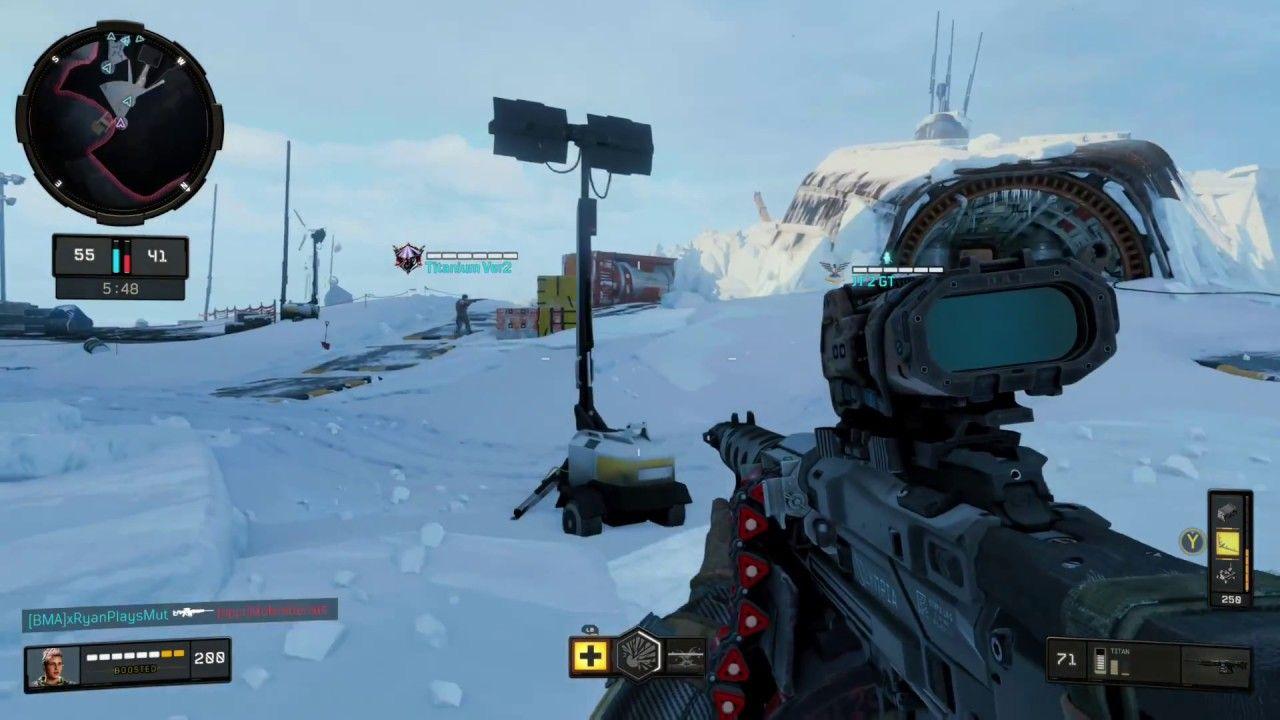 Call Of Duty Black Ops 4 Gunship Gameplay Video Bo4
