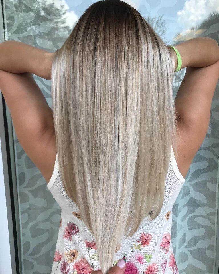 10 Gorgeous Ombre Balayage Hairstyles For Long Hair Hairstyles 2021 Pelo Rubio Con Mechas Coloración De Cabello Peinados