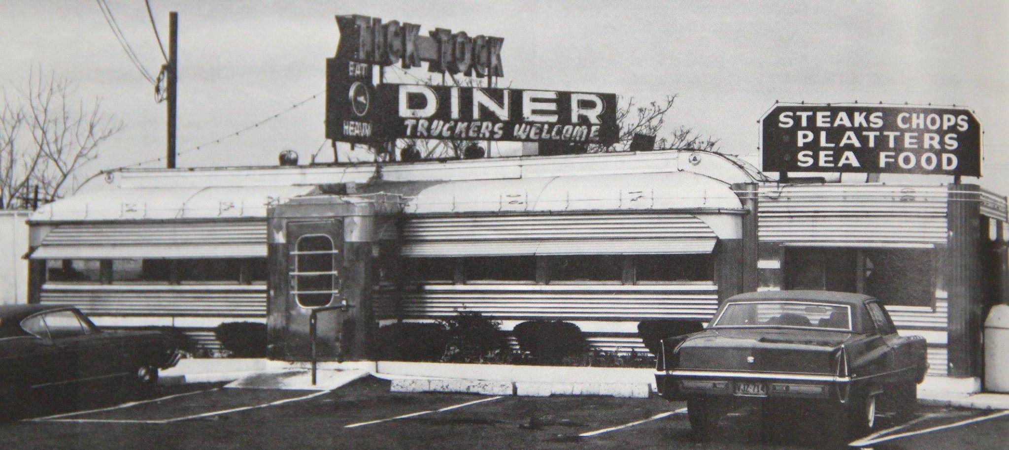 Tick Tock Diner In Clifton Nj 1980 In 2019 Jersey Girl