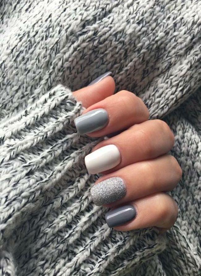 Pin By Laryssa Pichocki On Pretties In 2020 Short Acrylic Nails Short Square Nails Pretty Acrylic Nails