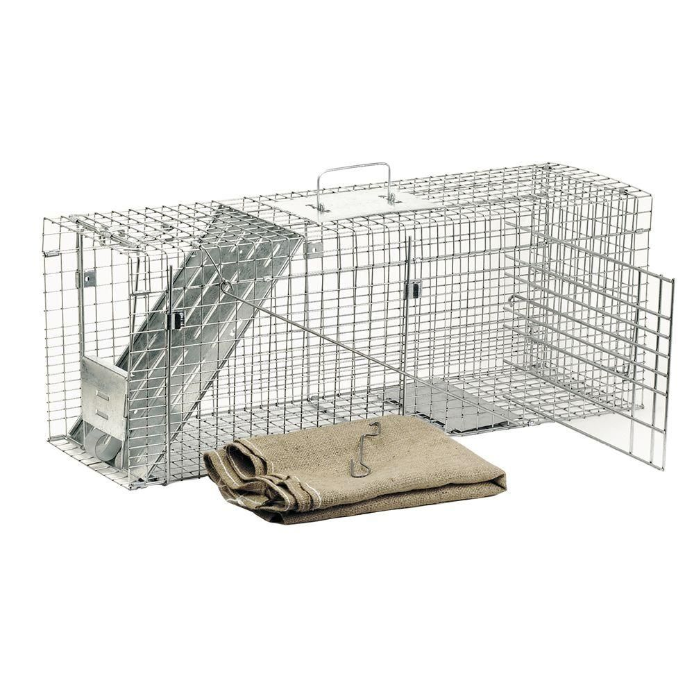 Havahart Large 1Door Collapsible Feral Cat Rescue Kit