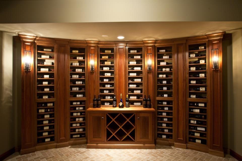 Man Cave/ Wine Cellar Ideas Wine Cellar Ideas Pinterest Cellar