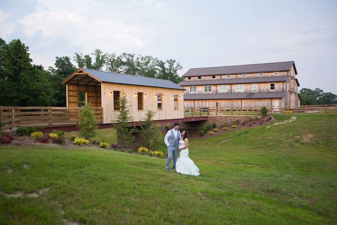 Our venue - Mason Farm at River's Edge - Dalton, GA - May ...