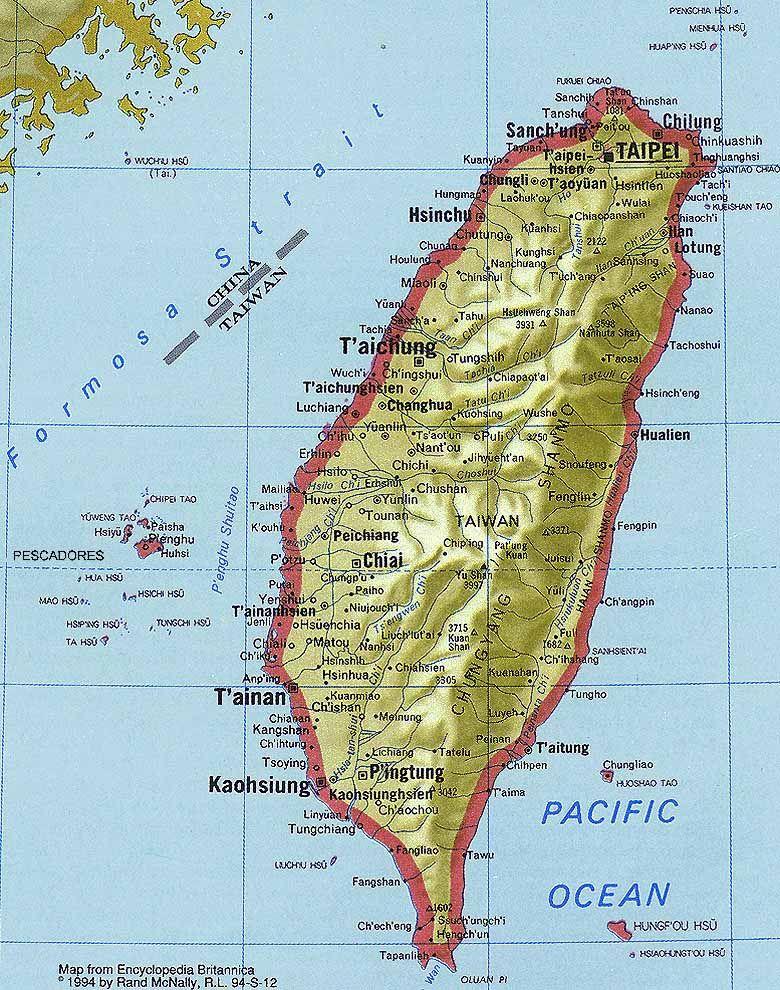 taiwan demographic - Google 搜尋 map of taiwan Pinterest Taiwan - new taiwan world map images