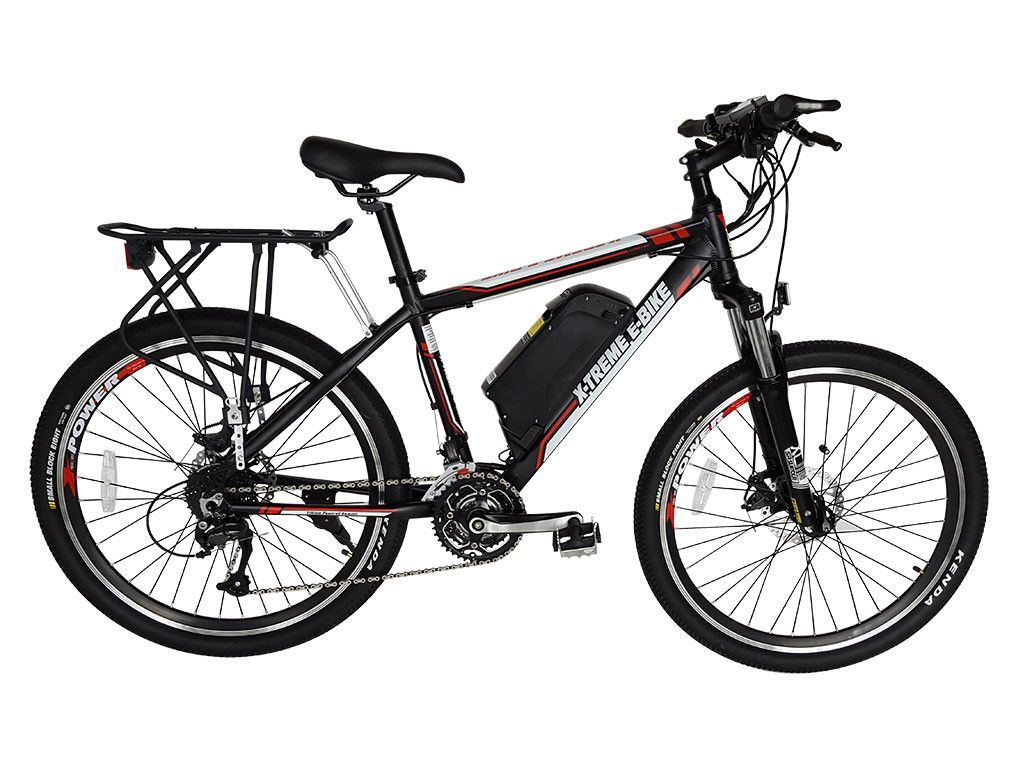 X Treme Summit 48 Volt Mid Motor Electric Bike