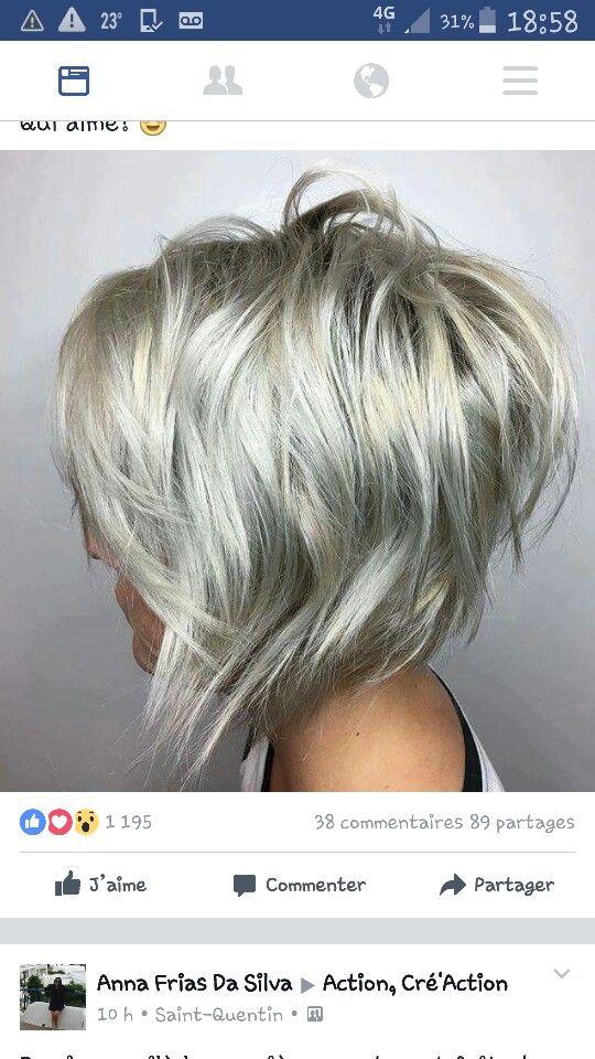 New Short Hairstyles 2017 Bob Haircut Grey Style