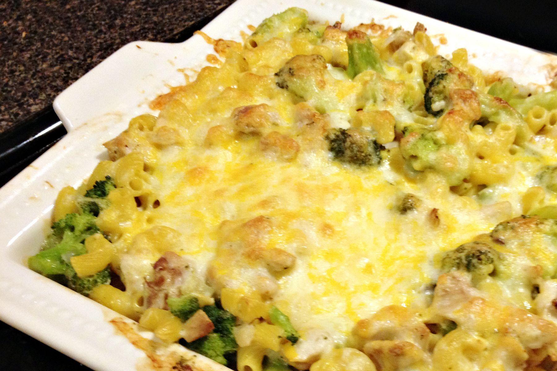 Chicken  Broccoli Pasta Bake I New Orleans Moms Blog  Chicken Broccoli Pasta Bake, Broccoli -5509