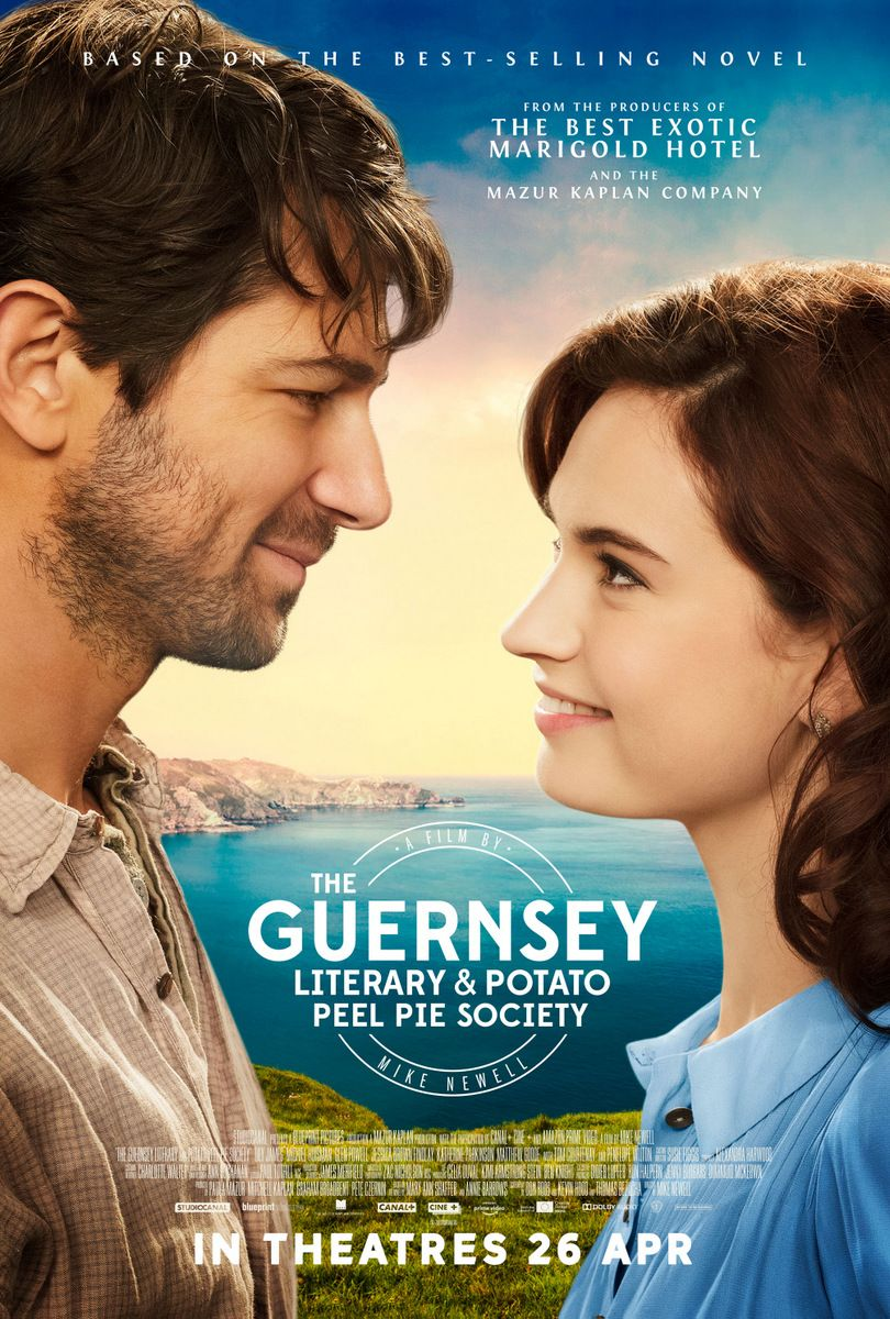 The Guernsey Literary And Potato Peel Pie Society 26 April 2018