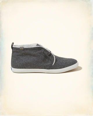 Keds Chillax Wool Chukka Sneaker