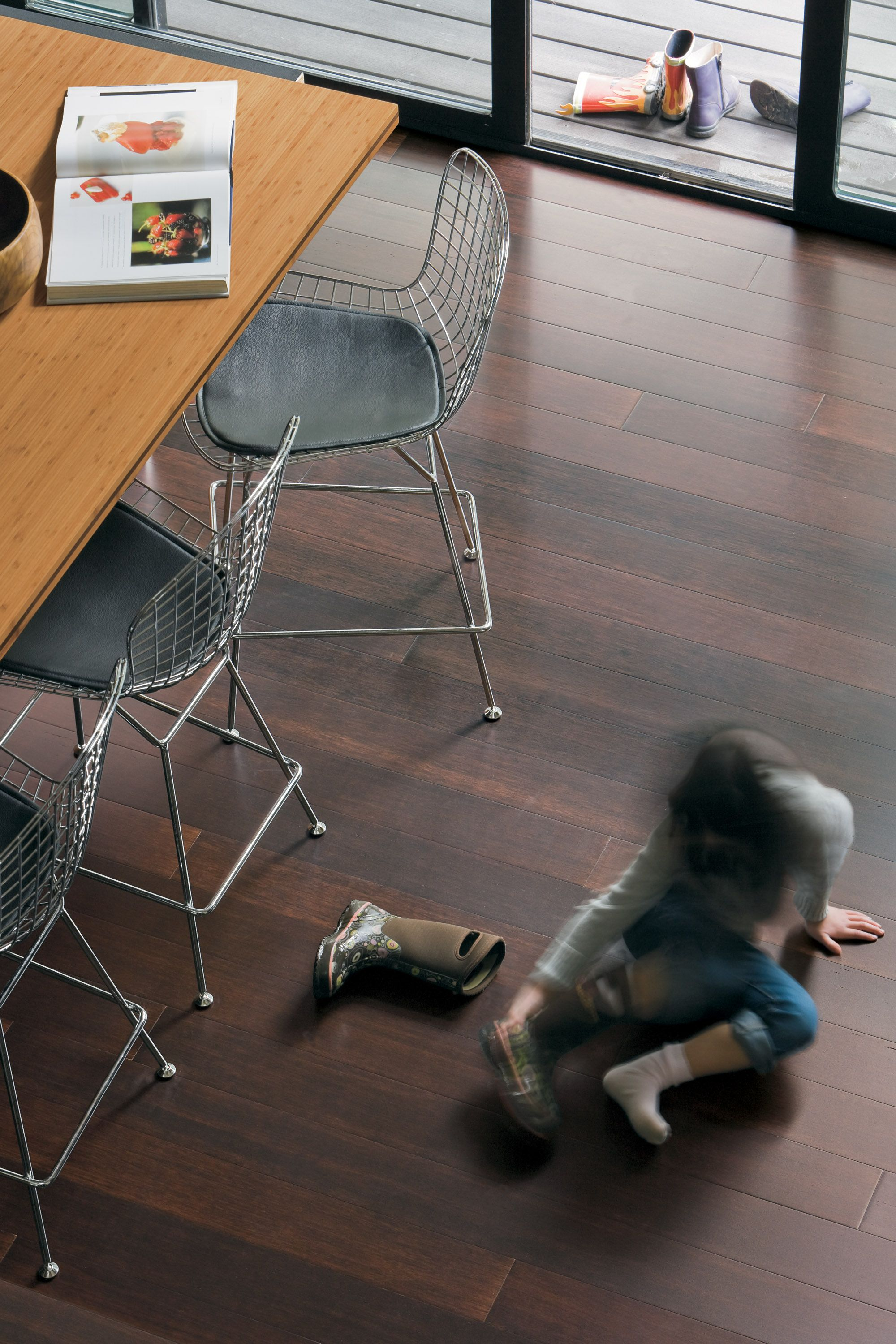 Teragren Xcora Portfolio Collection Flooring - Darby Brown: Save Up to $1500 now through 10/31/2013 (http://teragren.com/specialoffer.php)