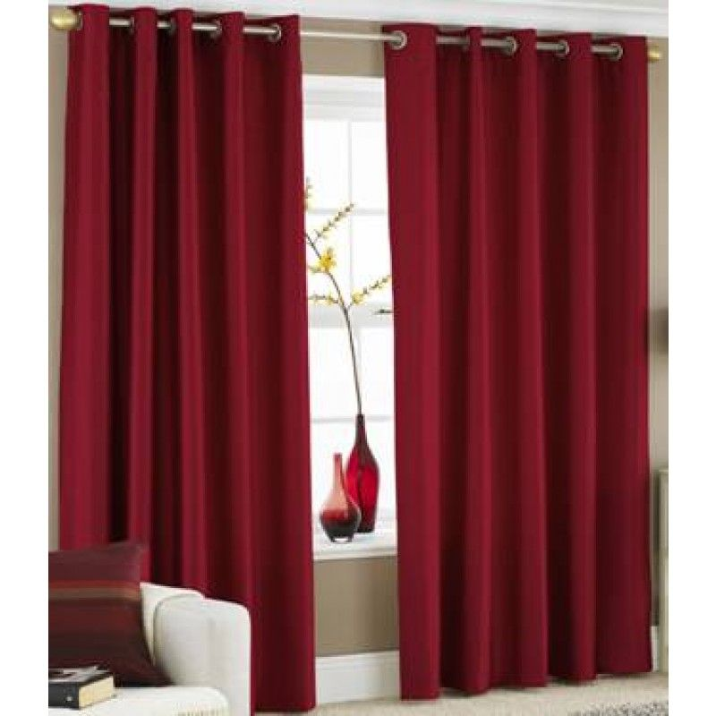 Eclipse Blackout Curtains Red Find More About At