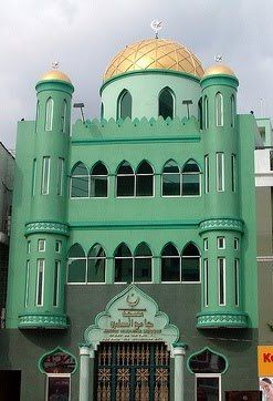 Dzsami  masjid - Vietnam