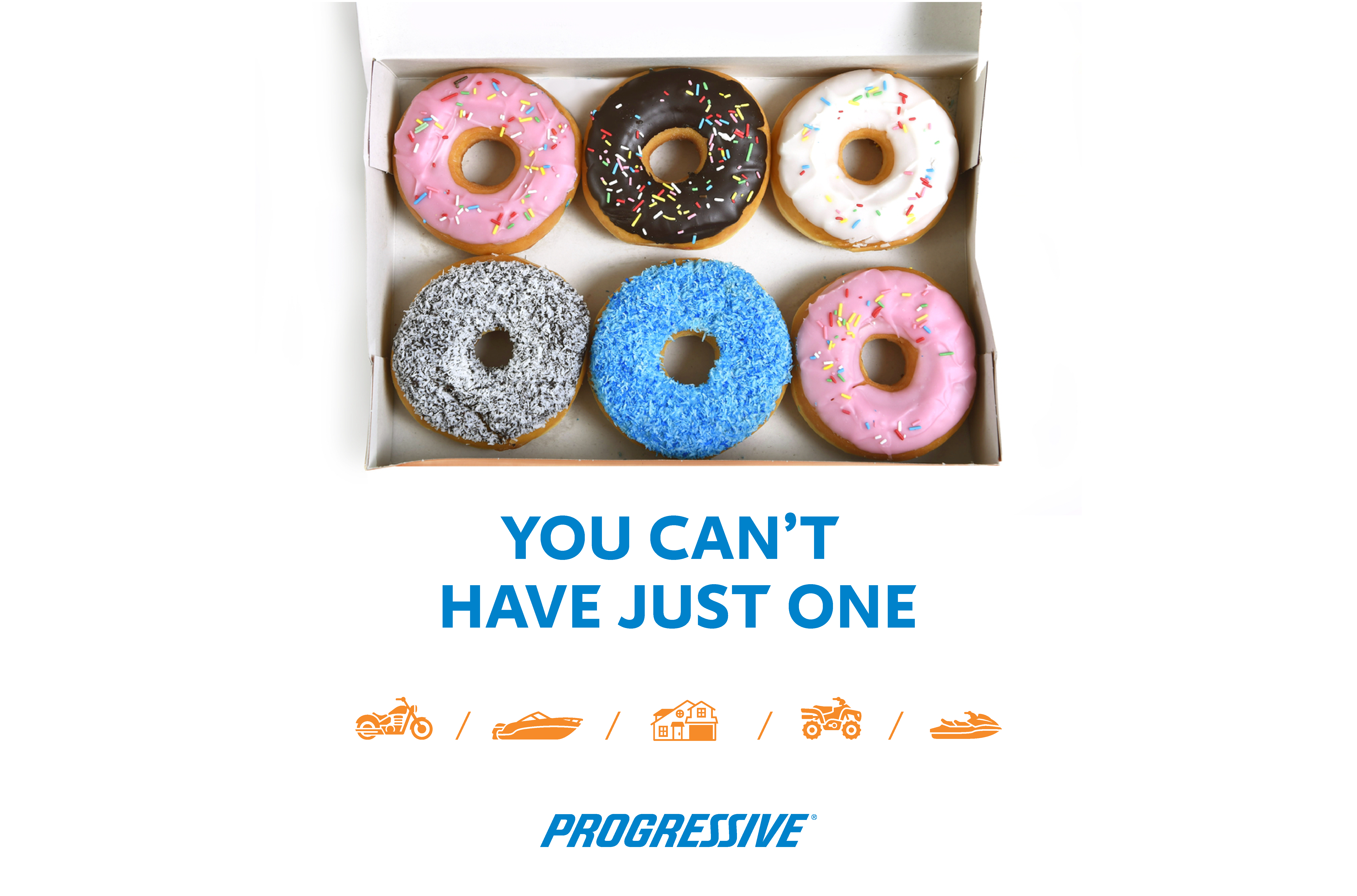 Donut hesitate to give us a call. We can help you bundle