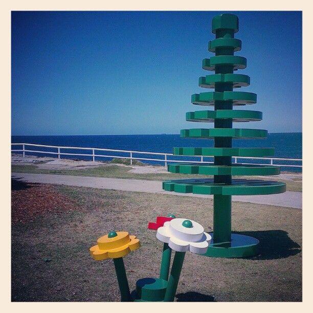 Lego Forrest, Coogee Beach, Sydney Australia | The Travel Tester | www.thetraveltester.com