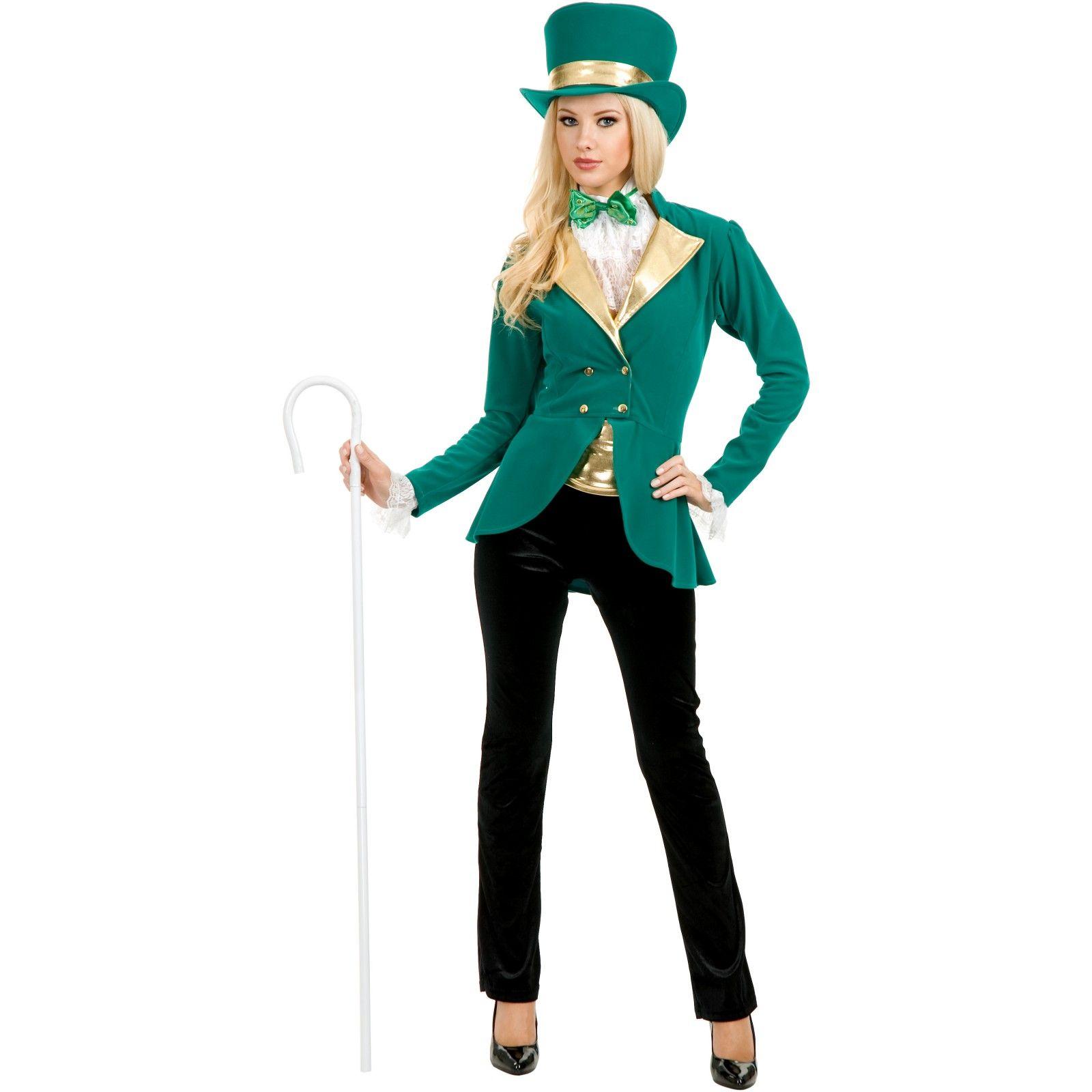 Saint Patricks Day Costume Pretty Saint Pattys Womens