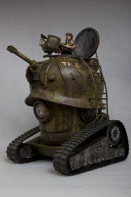 Super Punch: Bothead tank