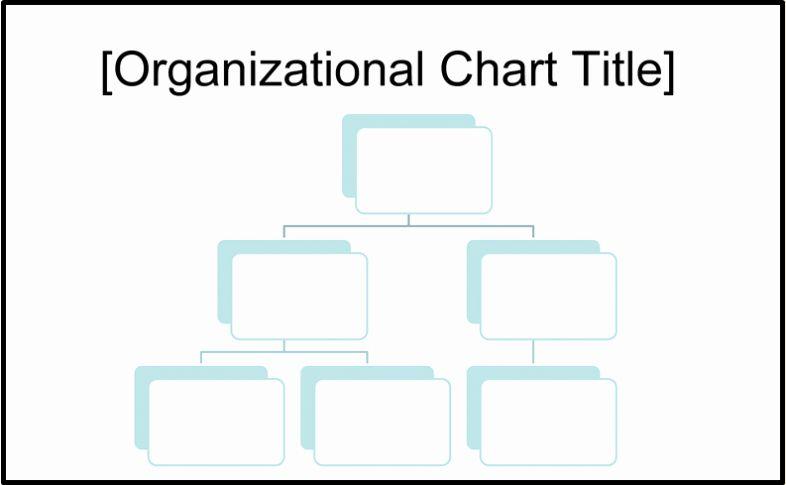 40 Organizational Chart Template Word In 2020 Organizational