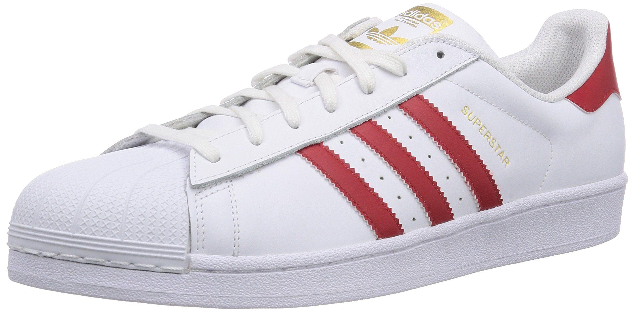 e6fb9971425 adidas Superstar Foundation - Zapatillas para hombre  Amazon.es  Zapatos y  complementos
