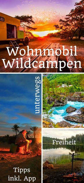 Photo of Wildcampen Europa: So geht frei stehen mit dem Camper – Campofant