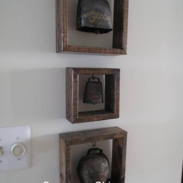 DIY Cowbell  Wall Decor