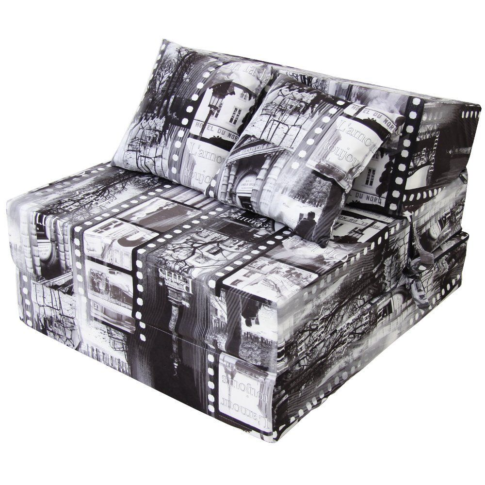 Bettsessel Schlafsessel amazon de schlafsessel klappmatratze faltmatratze gästebett