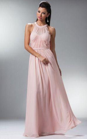 Prom Dress,Vintage Prom Dresses,Pearl Pink Prom Dresses