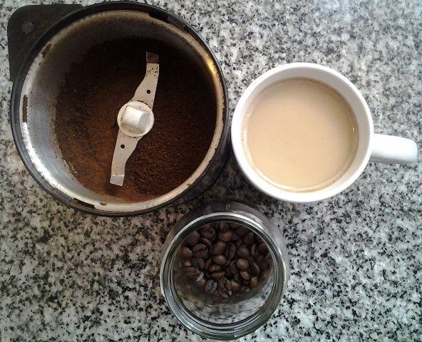 - #VeoVeo - Qué ves? - Un aroma! - Aroma a Café de Colombia :)  https://www.facebook.com/groups/veoveo.tuciudad