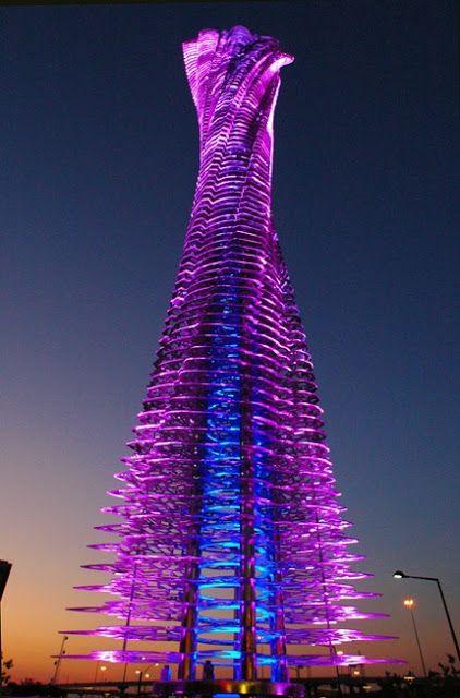 Avenue of Light - This is incredible! http://www.enlightermagazine.com/projects/avenue-light-cliff-garten-studio