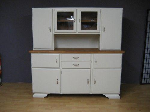 Buffet Küchenschrank ~ Omas küchenschrank ist endlich fertig monate arbeit zusammen
