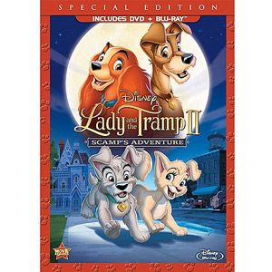 Lady And The Tramp Ii Scamp S Adventure Widescreen 2001