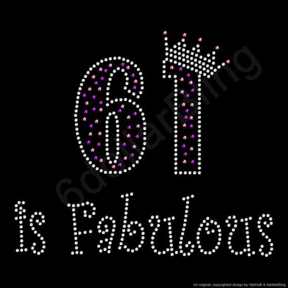 Your Place To Buy And Sell All Things Handmade 31st Birthday 31st Birthday Quotes Bling Transfer
