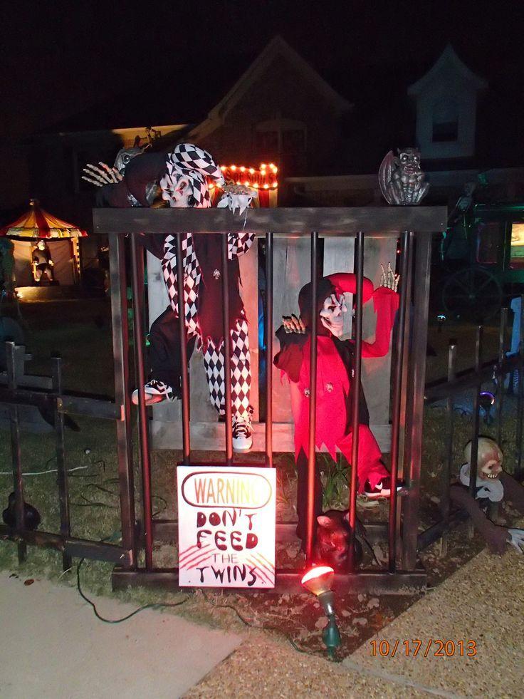30 Outdoor Halloween Decorations Ideas Olympus digital camera - circus halloween decorations