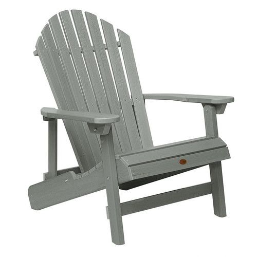 Highwood Usa Reclining Adirondack Chair Reviews Wayfair