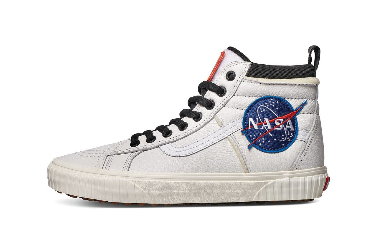 Vans Launches New Space Voyager Collection in Honor of NASA