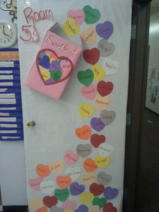 Valentine Crafts For Kindergarten Class