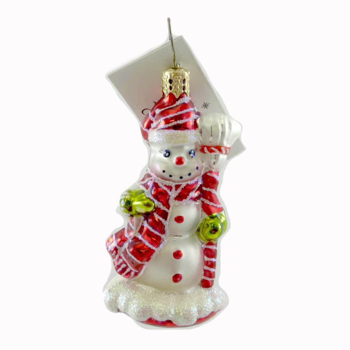 Old World Christmas Ornaments: Toilet Plunger Glass Blown Ornaments ...