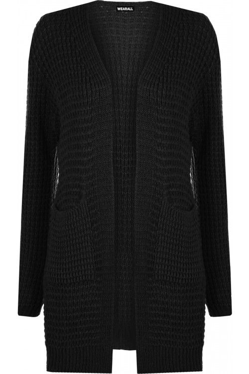 1e575238f4dbdd Tahlia Fluffy Knitted Pocket Cardigan | Fαѕнισи | Cardigans for ...