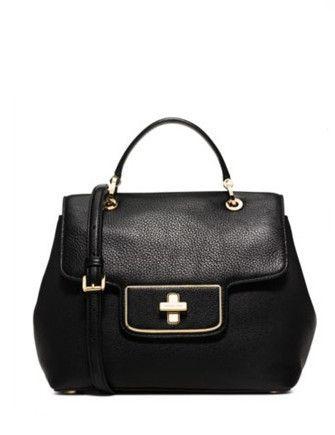 3597b1994b3af5 Michael Michael Kors Emery Medium Pebbled Leather Satchel