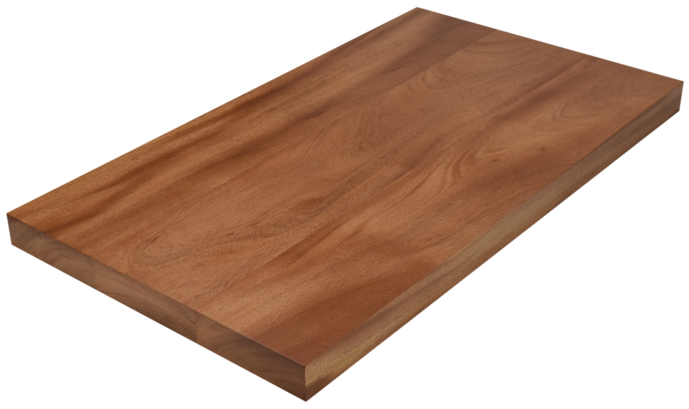 Best African Mahogany Wide Plank Face Grain Countertop 640 x 480