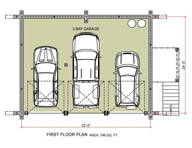 top garage blueprints. Free Garage Workshop Floor Plans  The Best Image Search 3 Car Home Over 26 000 Architectural House