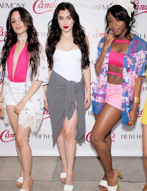 4/24/15: Fifth Harmony Pool Party