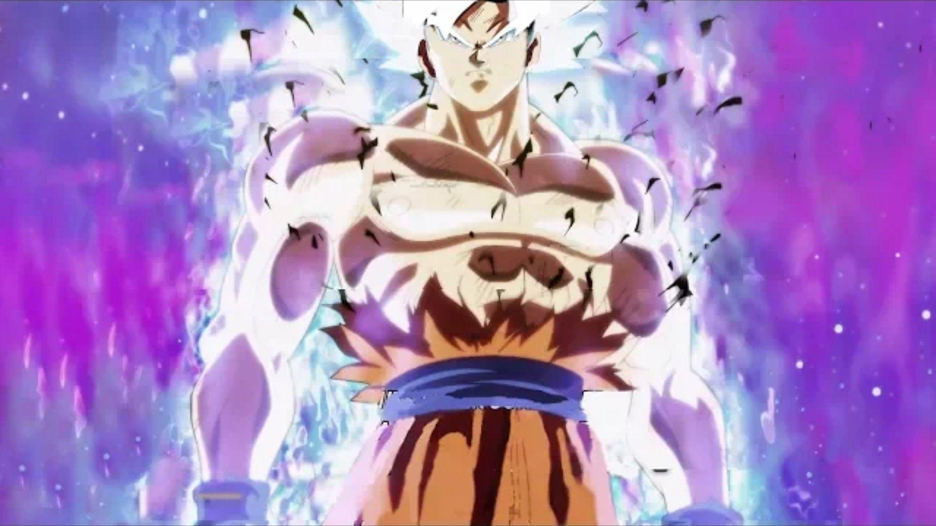 Pin On Goku Ultra Instinct