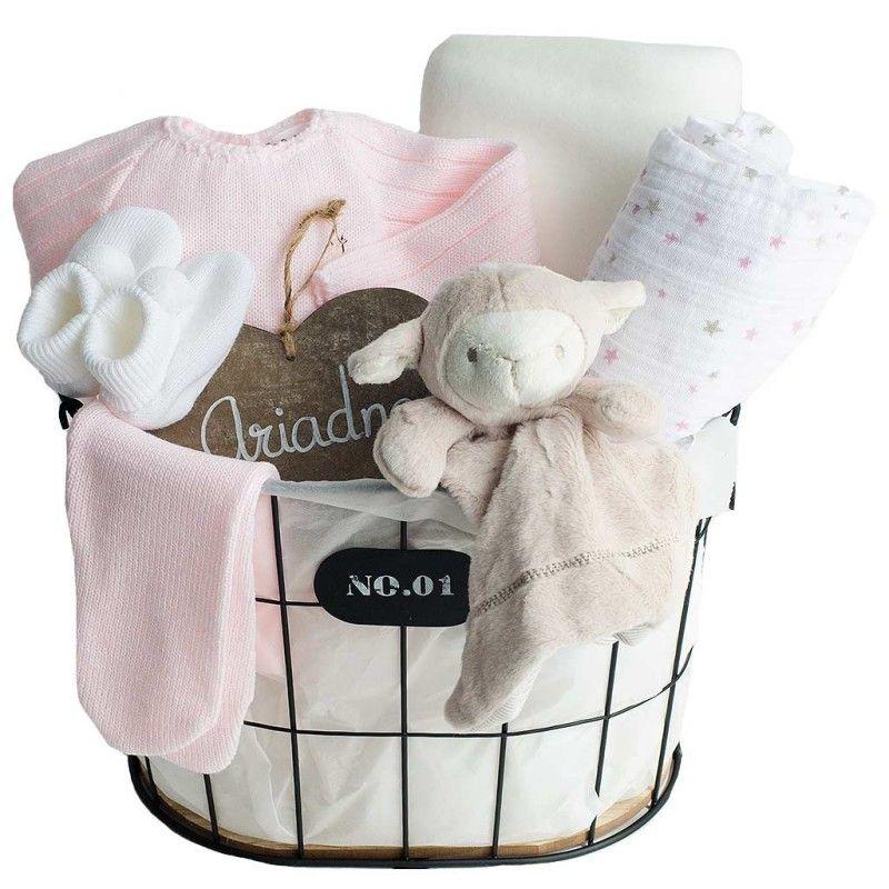 Canastilla Bebe Para Regalar A Recien Nacido Tienda On Line Entrega En 24 Horas Cestas De Regalo Para Bebés Regalos De Baby Shower Canastillas De Bebe
