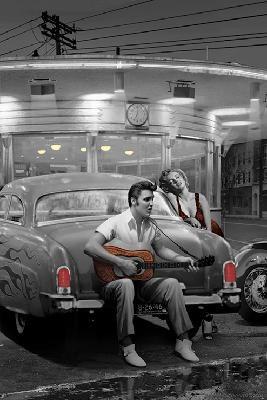 Legendary Crossroads Chris Consani Marilyn Monroe Elvis Presley