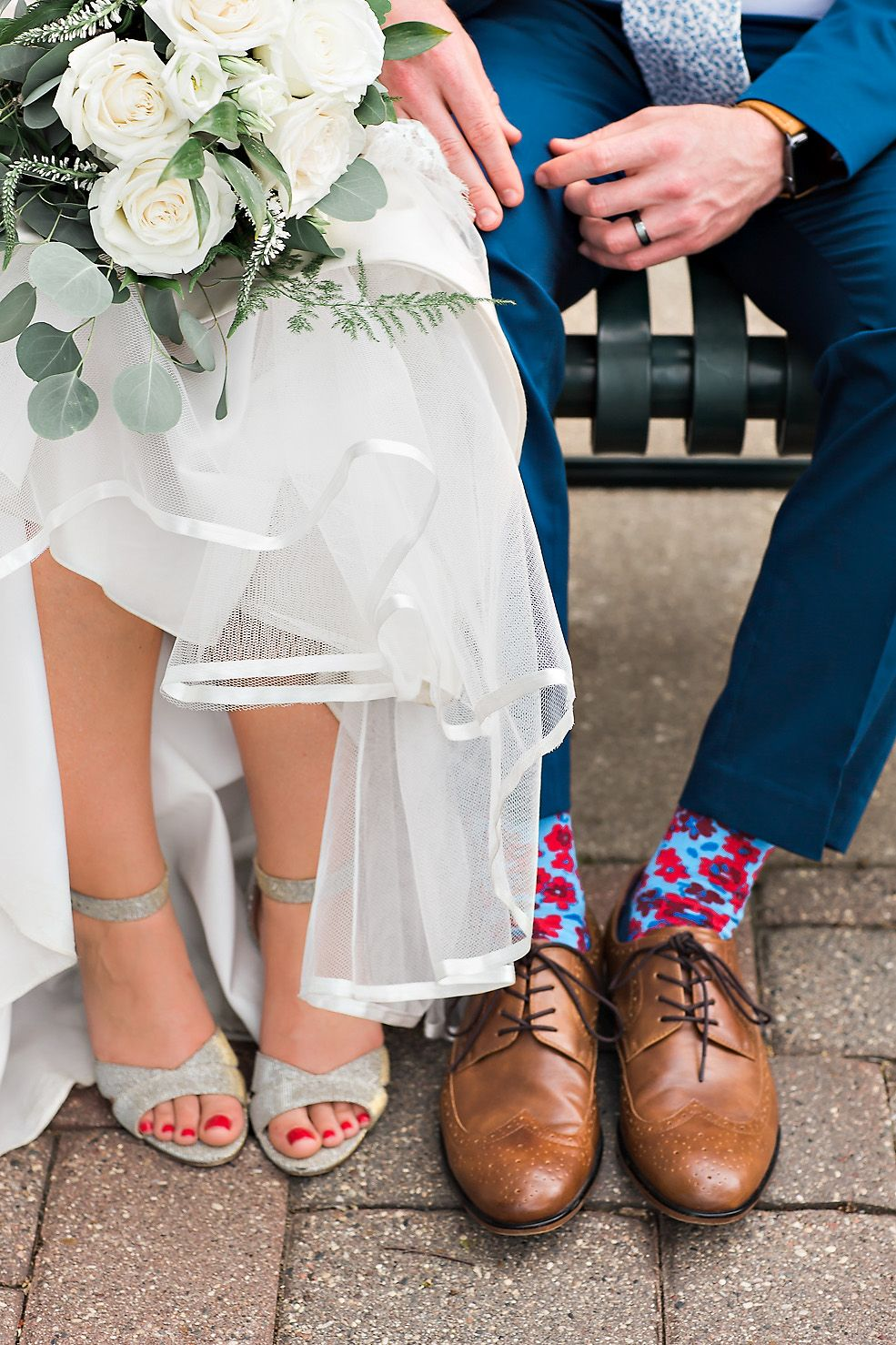 Cute Wedding Shoes Love Their Details By Tiffany Brubaker