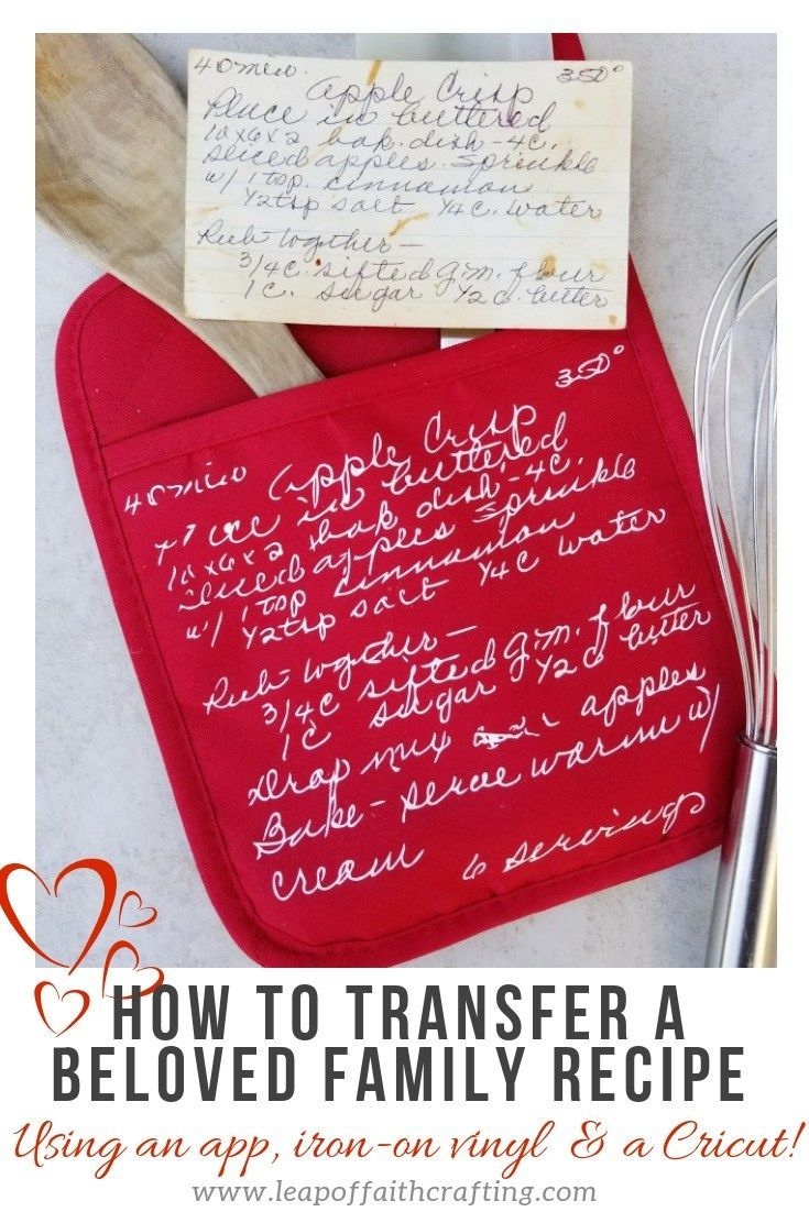 Sentimental Gifts: How to Make a Unique Heartfelt Gift - Leap of Faith Crafting