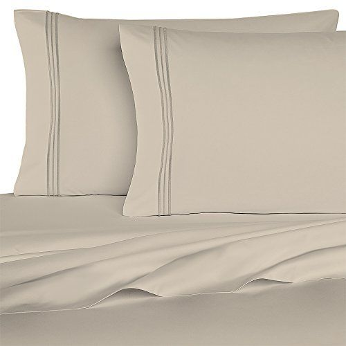 Queen Size Sheet Set 6 Piece Set Hotel Luxury Bed Sheets
